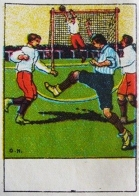 German Soccer Stamp 5